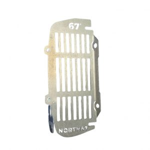 North67 radiator beskyttelse KTM Husqvarna 2020-2021 - Fan set hvit
